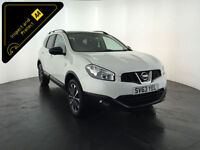2013 63 NISSAN QASHQAI +2 360 DCI 7 SEATS 1 OWNER NISSAN HISTORY FINANCE PX