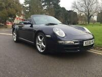 2006 Porsche 911 2dr Tiptronic S 2 door Convertible