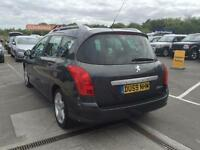 2009 PEUGEOT 308 1.6 HDi XR 110 5dr