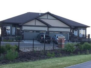 West End Luxury 1/2 Duplex End Unit - bordered 2 sides by lakes