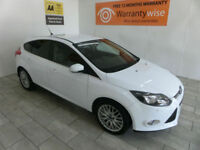 2011, Ford Focus 1.6 TI-VCT, 125bhp, Zetec...BUY FOR ONLY £31 PER WEEK...