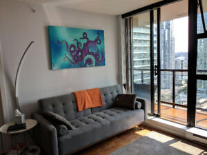 $2450 / 1br - 550ft2 - Furnished 1 Bedroom, Pet Welcome