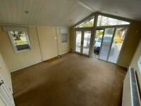 Atlas Jasmine Lodge 14ft x 40ft 2 bed static caravan lodge for sale off site