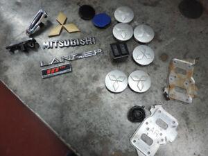 08-17 Mitsubishi lancer Parts
