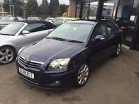 TOYOTA AVENSIS 2.2D now reduced to £2995