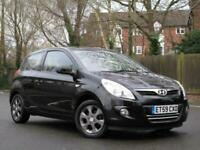 2010 Hyundai i20 1.2 Edition 3 DOOR HATCH - ONLY 62000 MILES - LOW INSURANCE !!