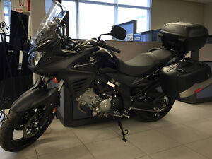 SUZUKI V-STROM - 650 ABS ADVENTURE - BRAND NEW WITH WARRANTY**