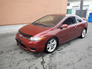 2006 Honda Civic SI ------- si ------ 6sp Manual ---- 2007 2008