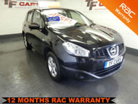 2010 Nissan Qashqai 1.5dCi 2WD Visia - FINANCE AVAILABLE AT LOW RATES!