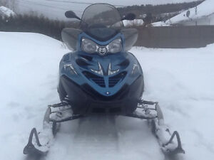 Polaris iq 750 turbo 2010
