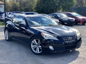 2010 Hyundai Genesis Coupe No-Accidents 2.0T Premium Leather Sun