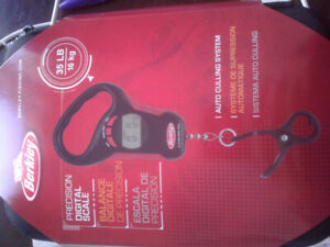 brand new fishing scale