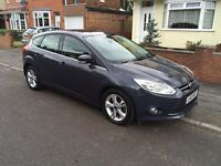 2013 Ford Focus tdci econetic £20 tax