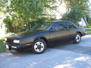 Wanted/For Sale-1989 Buick Lesabre T-Type Survivor Project PLUS