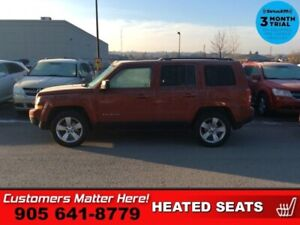 2012 Jeep Patriot North  NORTH HEATED SEATS ALLOYS