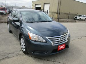 2013 NISSAN SENTRA SV !!! NO ACCIDENT !!! Kitchener / Waterloo Kitchener Area image 3