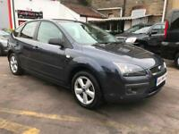 2007 FORD FOCUS 1.8 ZETEC CLIMATE 5 DOOR HATCHBACK FULL SERVICE HISTORY