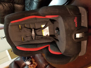 Excellent condition Evenflo Tribute car seat