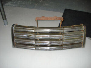 Grill for an AD Gmc