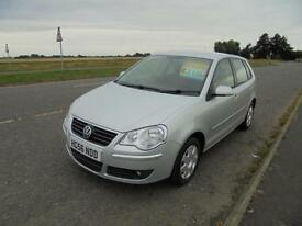 2006 Volkswagen Polo 1.4 S AUTOMATIC