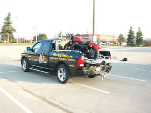 Motorcycle Transport Business FOR SALE