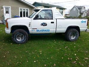 camion silverado 1989 4x4