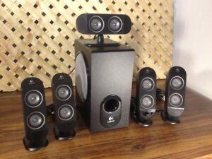 Logitech X-530 5.1 Media System