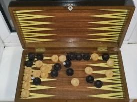 Backgammon - wooden