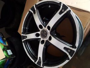 4 RTX Poison Series Rims. 5x114.3