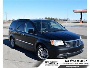 2016 Chrysler Town  Country Touring-L w/Dual DVD  Sunroof *LEATH