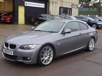 2009 (59) BMW 320d M Sport Highline 2dr coupe Diesel
