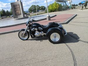 2006 HD Vrod Night Rod Triked