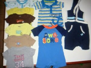 Box of Baby Boy Clothes Cambridge Kitchener Area image 5