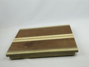 Live edge, Easy care cutting board/chopping boards.