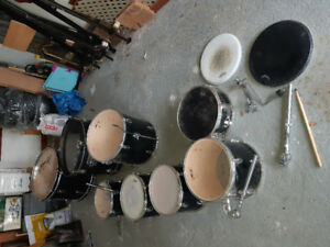 8 used drums