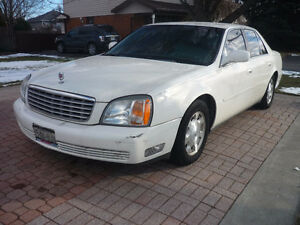 Low Mileage 2002 Cadillac DeVille ***SOLD***SOLD***SOLD***SOLD