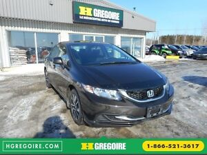 2013 Honda Civic EX   TOIT/CAMERA