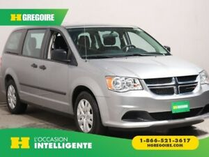 2017 Dodge GR Caravan Canada Value Package A/C