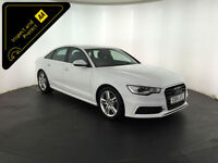 WHITE 2014 AUDI A6 S-LINE TDI DIESEL 6 SPEED FULL AUDI SERVICE HISTORY FINANCE