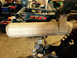 Aftermarket Exhaust for 1993 Polaris 350 4x4