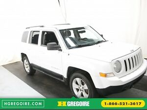 2011 Jeep Patriot North 4WD AUTO A/C GR ELECT MAGS