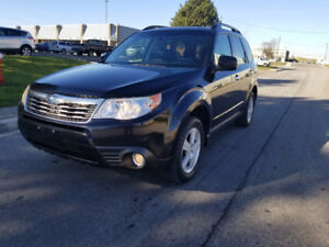 2010 SUBARU FORESTER X TOURING CERTIFIED+2 YEARS FREE WARRANTY