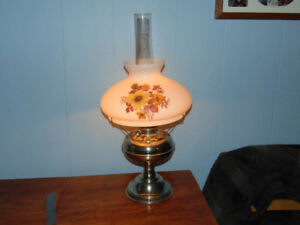 Antique, 1905 RAYO Lamp