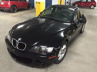 2001 BMW Z3 2,5i Coupé (2 portes)