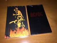AcDc let me in 3 disc dvd set brand new sealed