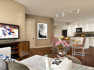Downtown Luxury Apartments - Mayfair on Jasper - 1 BR Suites