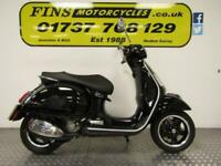 2018 Piaggio Vespa GTS 300 Super, Only 800 Miles, Perfect condition, Warranty
