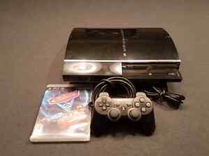 PlayStation 3 CHECHE01 backwards compatible with 320gb HDD