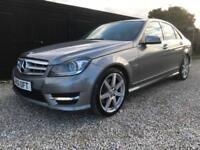 2011 Mercedes-Benz C350 3.0CDI AUTO Sport Edition,61000 MILES,FULL HISTORY,NAV