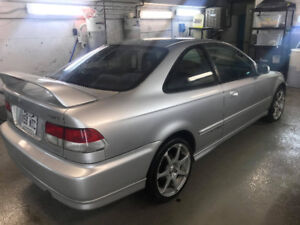 Honda Civic SiR 2000